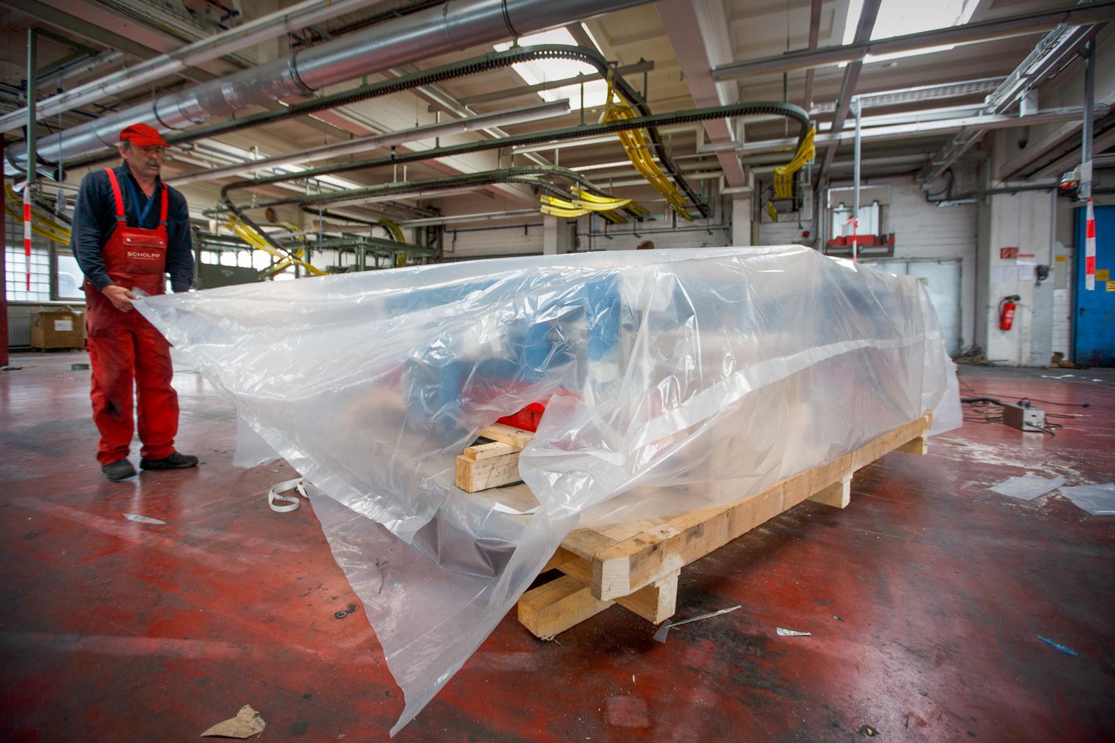 Diese Gründe sprechen für Holzverpackungen.