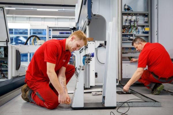 Maschineneinbringungen und Maschinenmontagen effizient planen